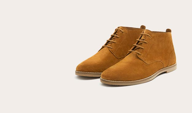 Suede Shoes <br/> Collection